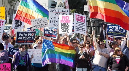 Ninth Circuit Holds Proposition 8 Unconstitutionally Discriminates Against Gays and Lesbians